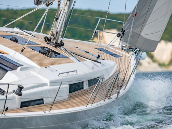2021 Hanse Yachts 458 #181 Photo 9 sur 30