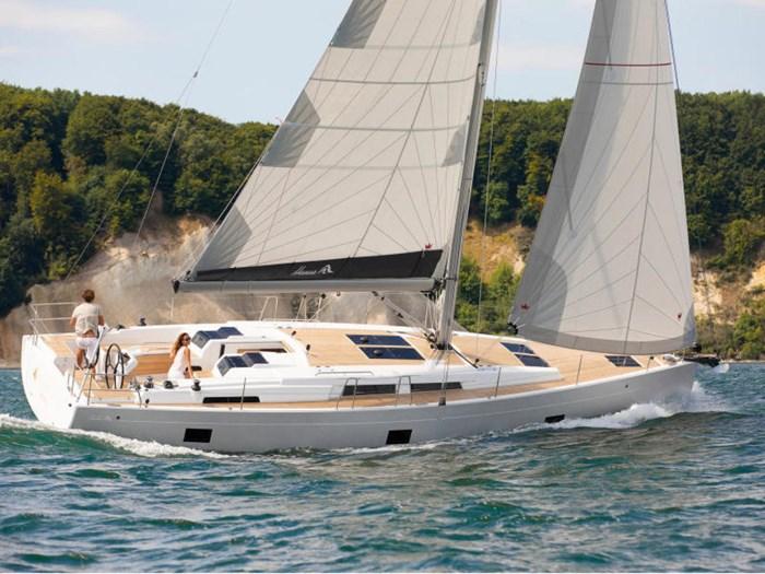 2021 Hanse Yachts 458 #209 Photo 1 sur 30