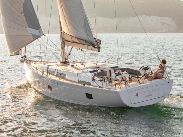 2021 Hanse Yachts 458 #209 Photo 6 sur 30