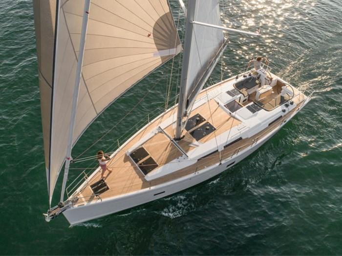 2021 Hanse Yachts 458 #209 Photo 10 sur 30