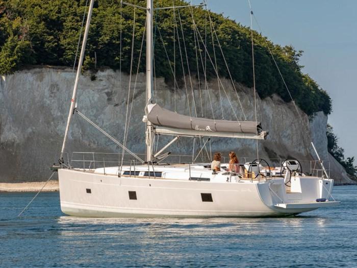 2021 Hanse Yachts 458 #209 Photo 11 sur 30