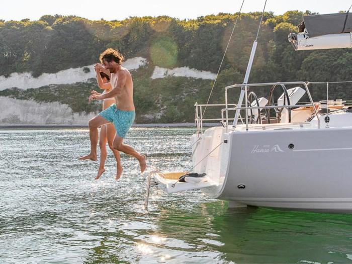 2021 Hanse Yachts 458 #209 Photo 13 sur 30