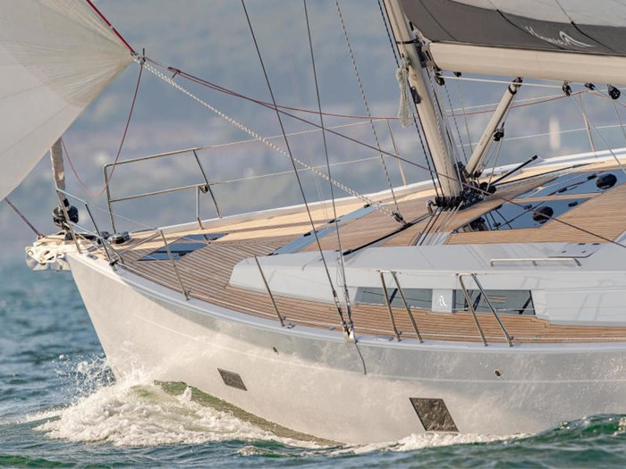 2021 Hanse Yachts 458 #209 Photo 18 sur 30