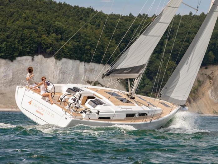 2021 Hanse Yachts 458 #209 Photo 19 sur 30
