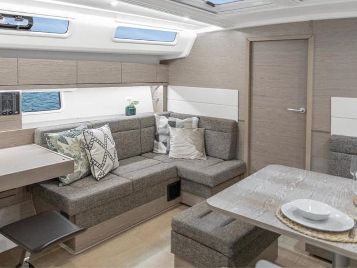 2021 Hanse Yachts 458 #209 Photo 23 sur 30