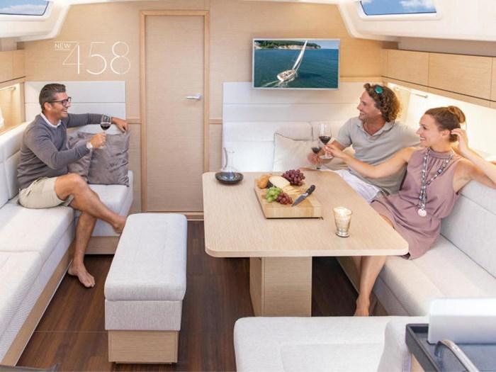 2021 Hanse Yachts 458 #209 Photo 25 sur 30