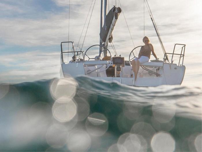 2021 Hanse Yachts 418 #229 Photo 7 sur 39