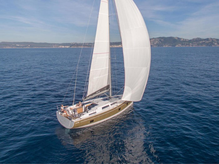 2021 Hanse Yachts 418 #229 Photo 9 sur 39