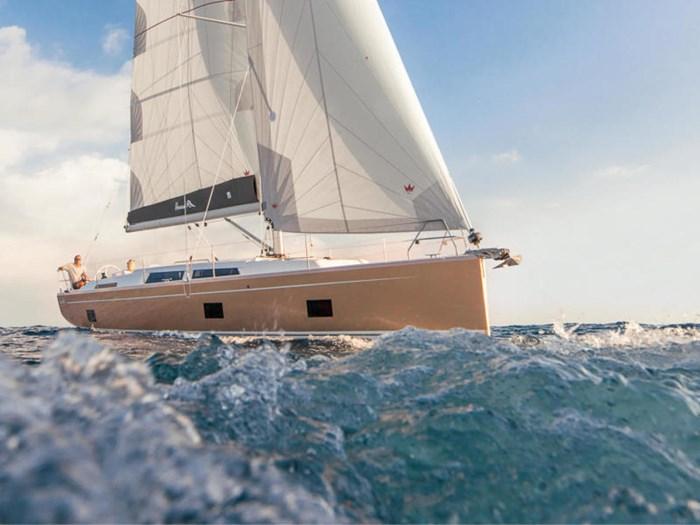 2021 Hanse Yachts 418 #229 Photo 11 sur 39