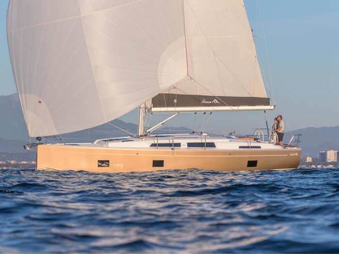 2021 Hanse Yachts 418 #229 Photo 13 sur 39