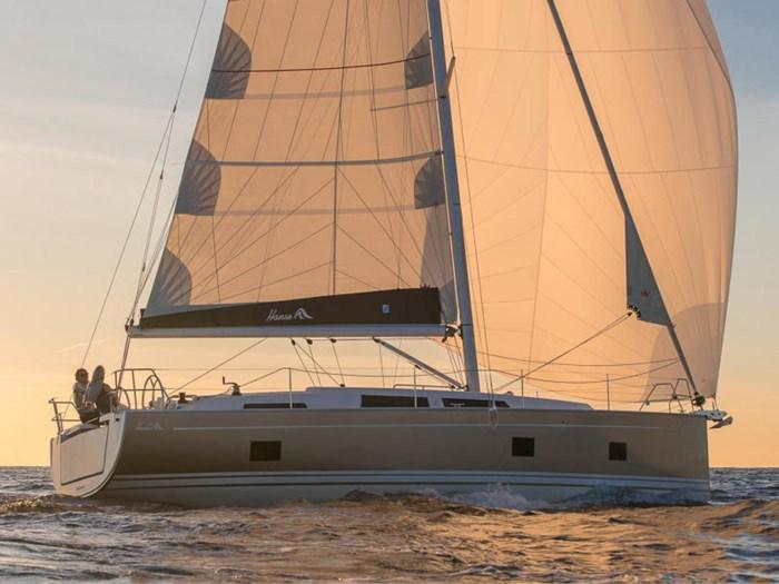 2021 Hanse Yachts 418 #229 Photo 14 sur 39