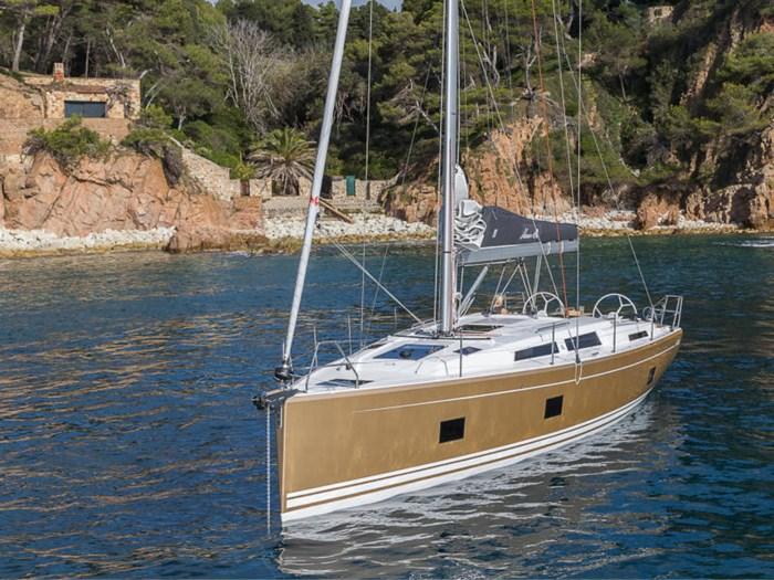 2021 Hanse Yachts 418 #229 Photo 16 sur 39
