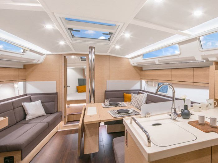 2021 Hanse Yachts 418 #229 Photo 18 sur 39