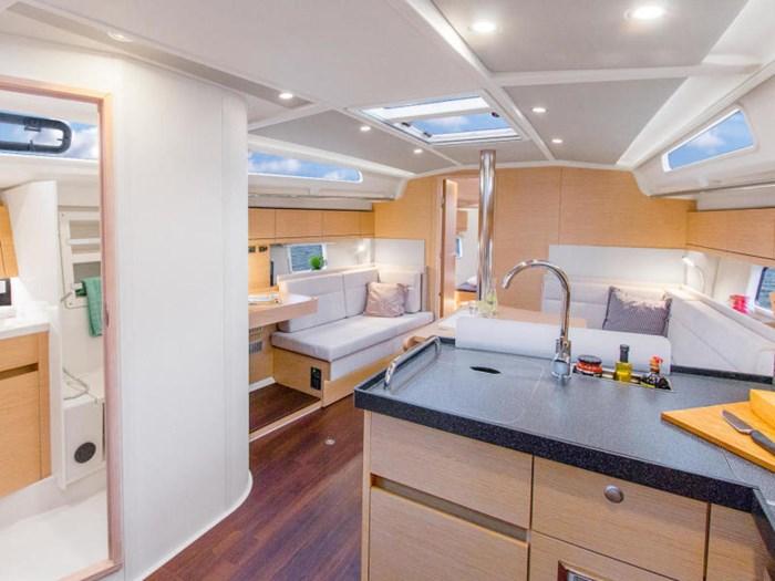 2021 Hanse Yachts 418 #229 Photo 19 sur 39