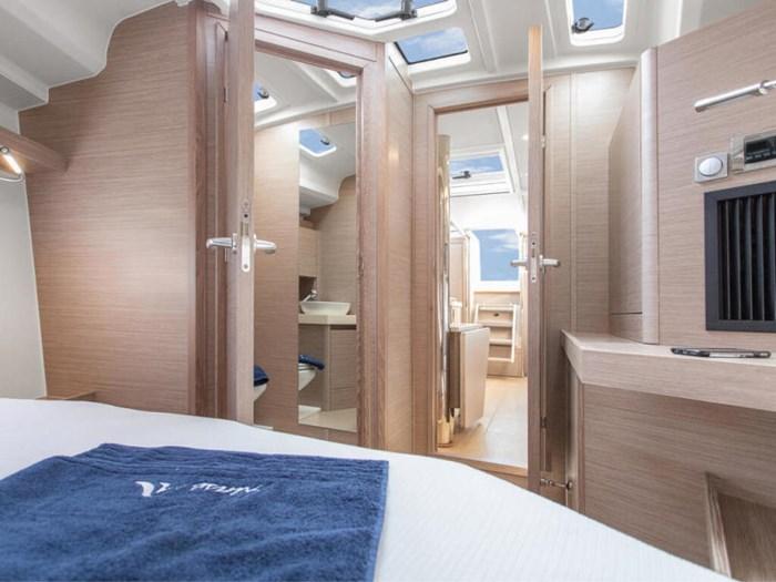 2021 Hanse Yachts 418 #229 Photo 38 sur 39