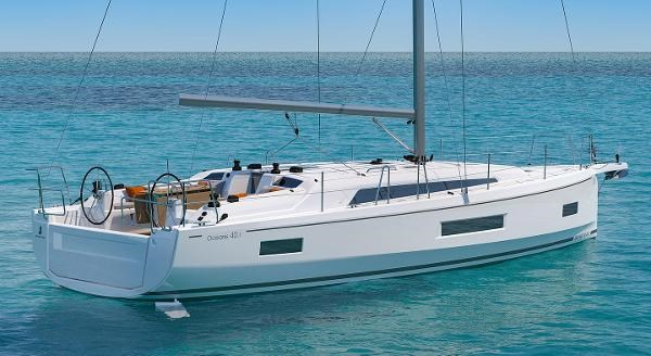 2021 Beneteau Oceanis 40.1 Photo 2 sur 6