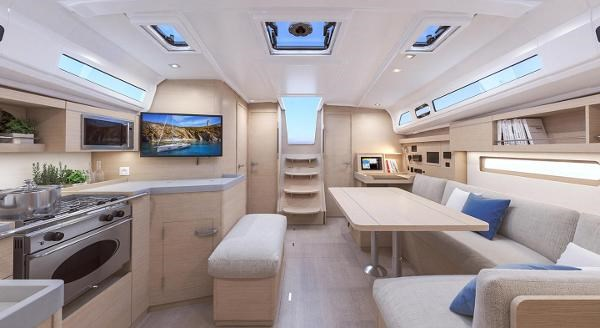 2021 Beneteau Oceanis 40.1 Photo 4 sur 6