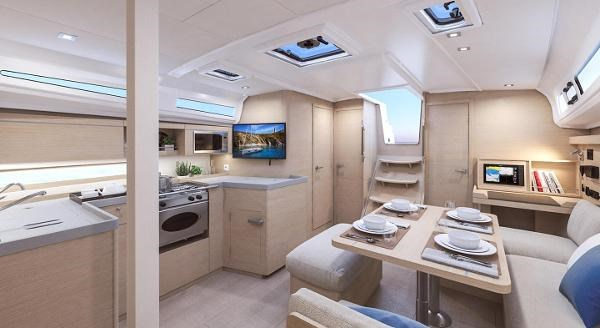 2021 Beneteau Oceanis 40.1 Photo 5 sur 6