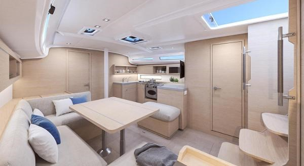 2021 Beneteau Oceanis 40.1 Photo 6 sur 6