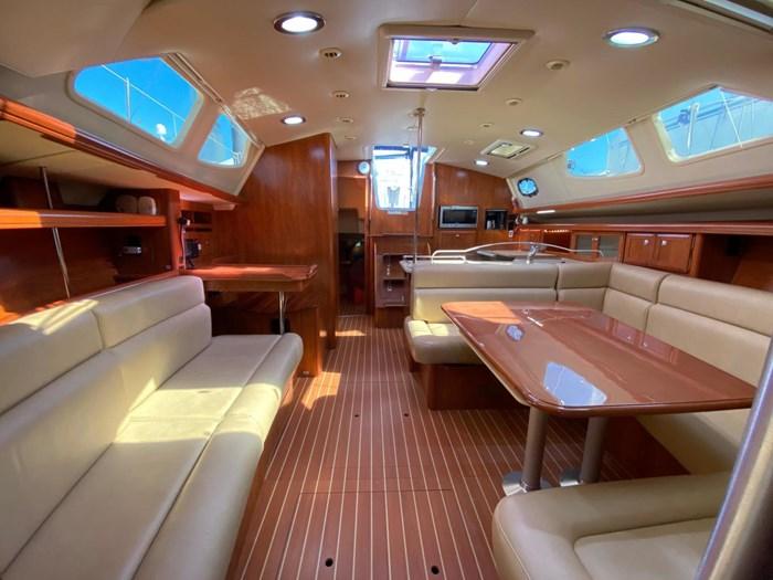 2012 Hunter Deck Salon Photo 15 sur 23