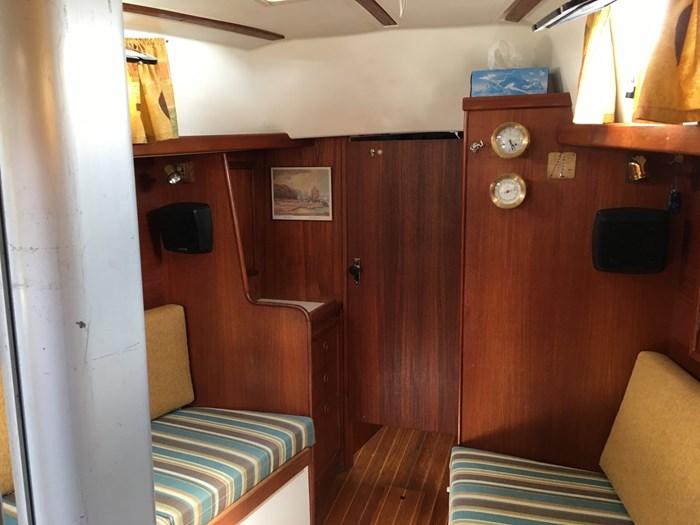1980 Niagara 35 MKI - Capitaine Bontems Photo 11 sur 26