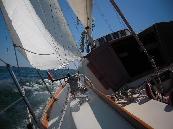 1976 Heritage Yachts 35 Photo 6 of 16