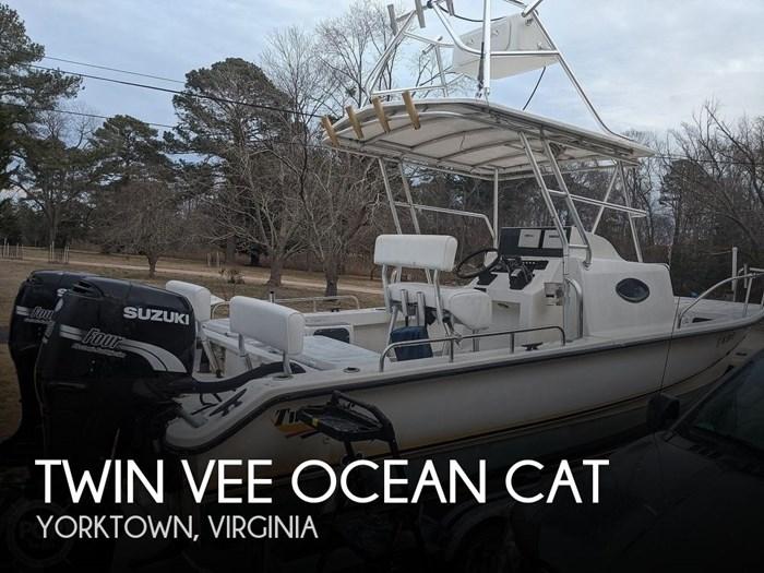 Ocean Cat 22 Side Console