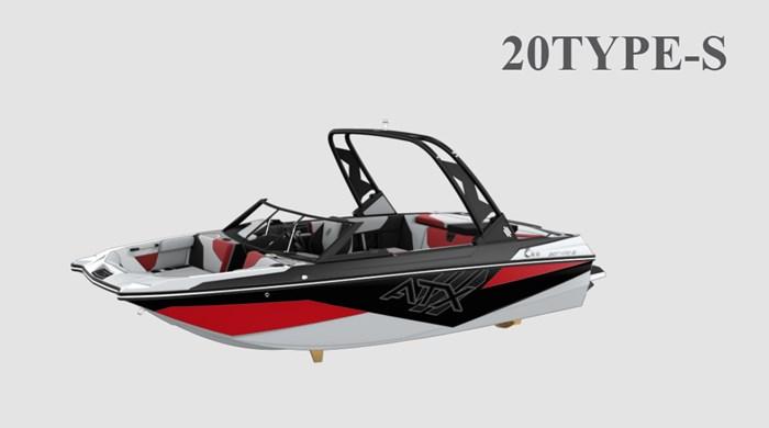 2021 ATX Surf Boats 20 ATX Photo 1 of 3