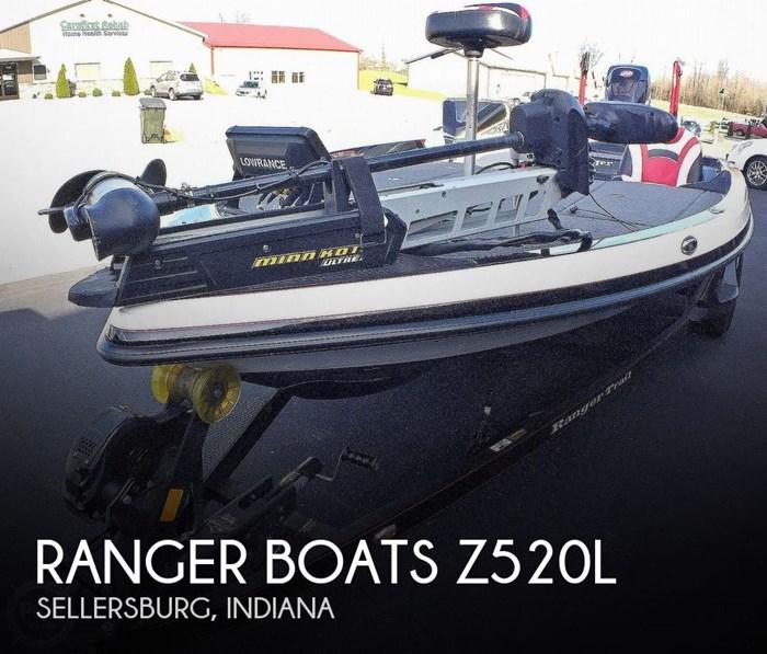 2018 Ranger Z520L Photo 1 sur 20