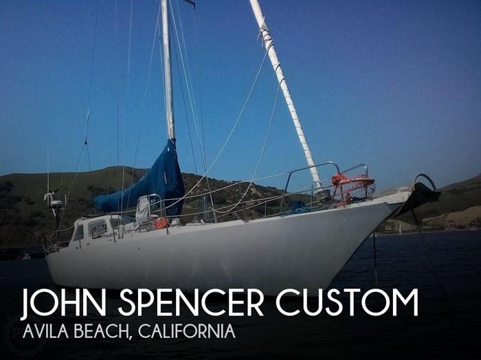 1981 John Spencer Custom 52 Photo 1 of 20