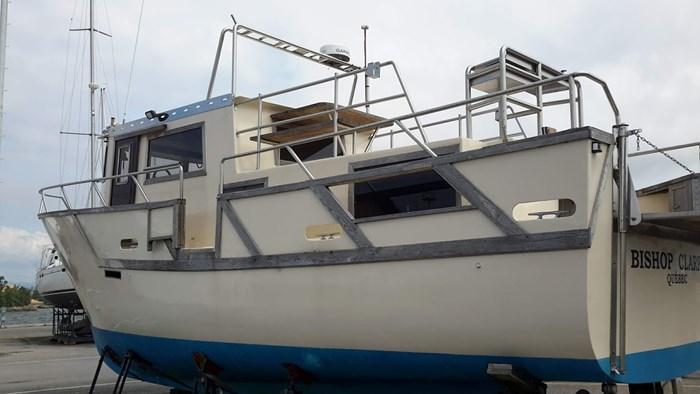 1994 CREE YAMAHA MOTOR Trawler Photo 5 of 25