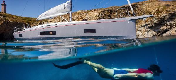 2022 Beneteau Oceanis 46.1 Photo 3 sur 17
