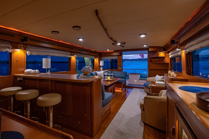 2006 Marlow 70E Photo 11 of 42
