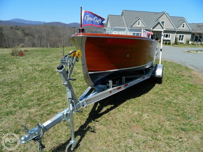 1950 Chris-Craft 18' Sportsman Photo 2 sur 20