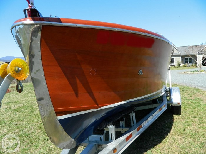 1950 Chris-Craft 18' Sportsman Photo 3 sur 20