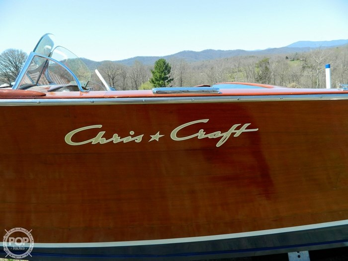 1950 Chris-Craft 18' Sportsman Photo 6 sur 20