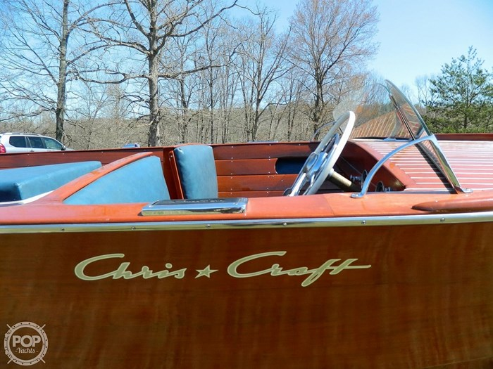 1950 Chris-Craft 18' Sportsman Photo 7 sur 20