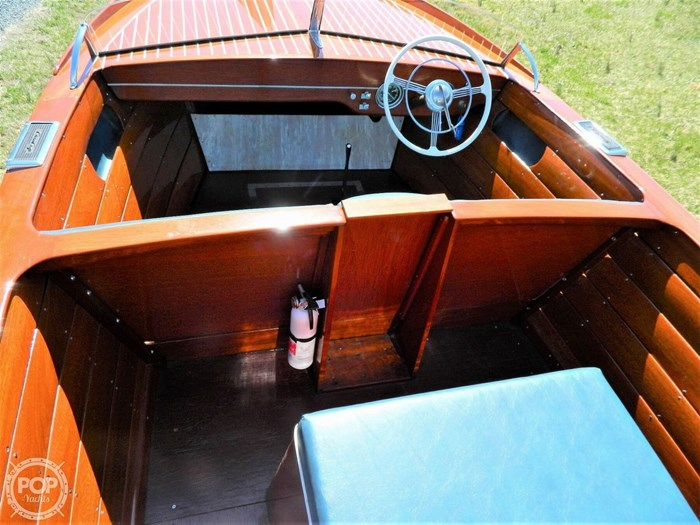1950 Chris-Craft 18' Sportsman Photo 9 sur 20
