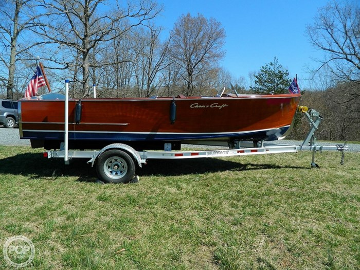 1950 Chris-Craft 18' Sportsman Photo 12 sur 20