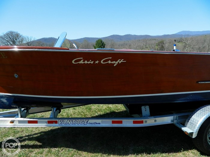 1950 Chris-Craft 18' Sportsman Photo 15 sur 20