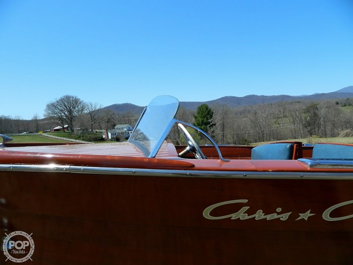 1950 Chris-Craft 18' Sportsman Photo 16 sur 20