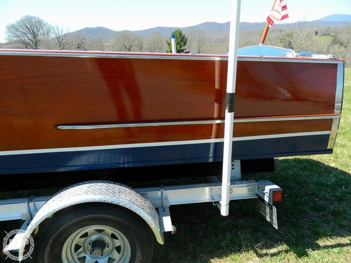 1950 Chris-Craft 18' Sportsman Photo 19 sur 20