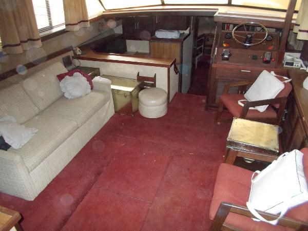 1983 Silverton 40 AFT CABIN MY Photo 7 of 21