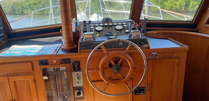 1987 Sea Ranger Pilothouse Photo 26 of 56