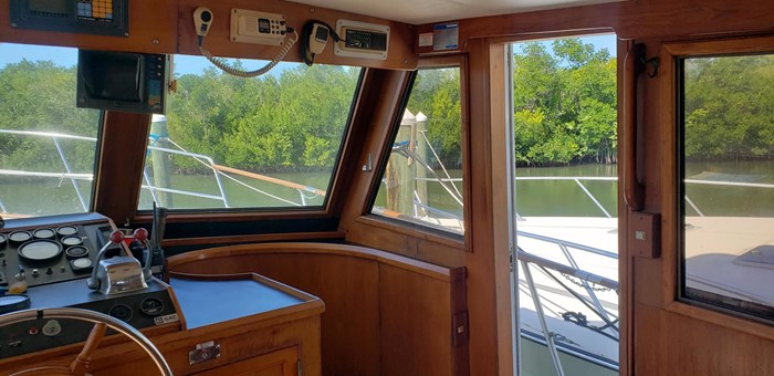 1987 Sea Ranger Pilothouse Photo 27 of 56