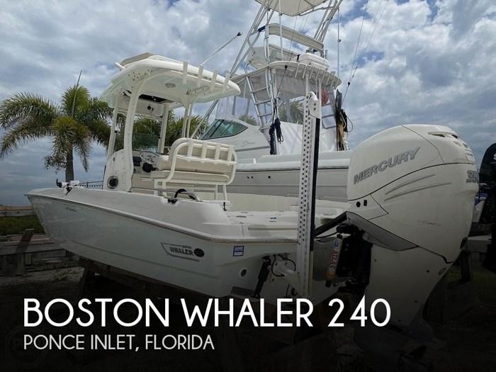 2018 Boston Whaler 240 Dauntless Pro Photo 1 sur 20