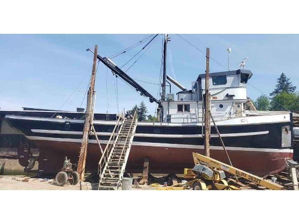1929 Commercial Seiner, Packer / Tender Photo 2 of 5