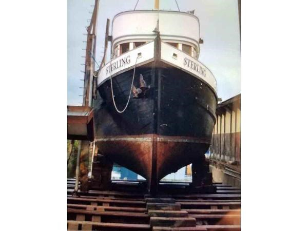 1929 Commercial Seiner, Packer / Tender Photo 3 of 5