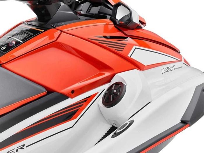 2021 Yamaha VX Cruiser with Audio Photo 5 of 6