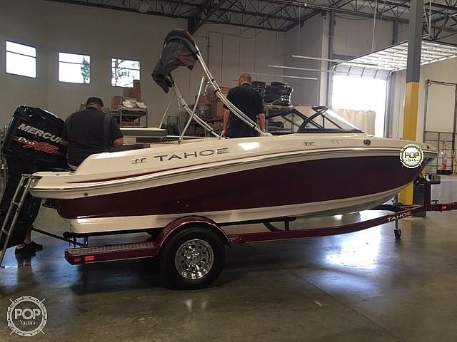 2016 Tahoe 550 TS Photo 12 sur 19